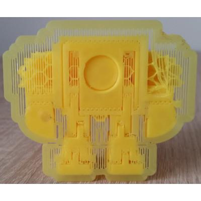 Objekt vytisknutý tiskárnou GT Prusa i3 Pro B