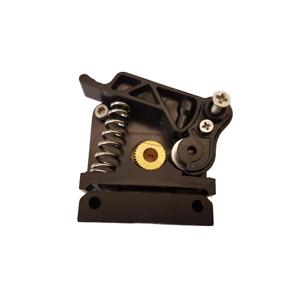 Geeetech podavač extruderu MK10 pro A10, 20, 30, plastový, pravolevý