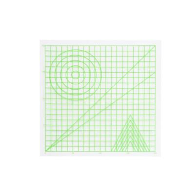 Podložka pre 3D pero, kopírovacie, 22x22cm, 3DPAD
