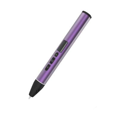 L3DT nízkoteplotní 3D pero A3 USB, fialové