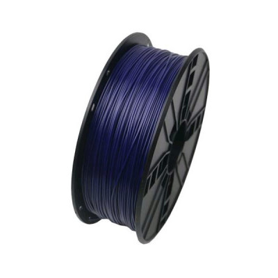 Gembird Tisková struna (filament), PLA, 1,75mm, 1kg, galaxy blue (modrá), 3DP-PLA1.75-01-GB
