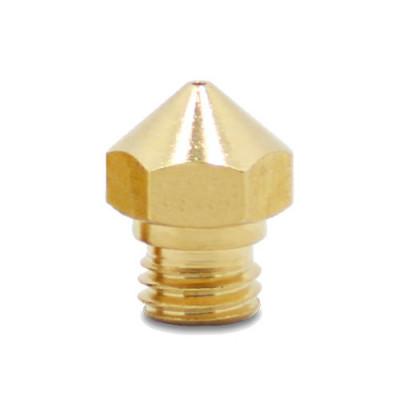 Tryska MK10, mosazná, 0,2 mm, NMK1002