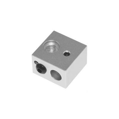 Heatblock MK10, hliník, neosazený, HBMK10