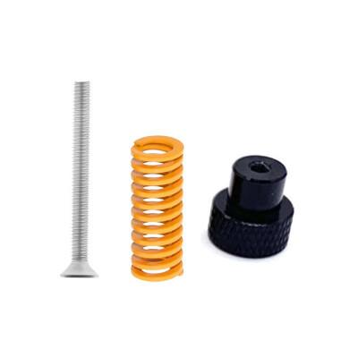 Kalibrační šroub topné podložky, komplet, CS03