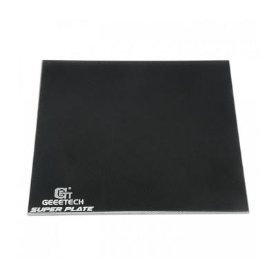 Geeetech Borosilikátová tisková podložka Superplate s mikroporézním povrchem, 255x255 mm, 700-001-1123