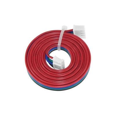 Prepojovací kábel krokového motora XH2.54 4/6 pinov, 1m, XH254461M