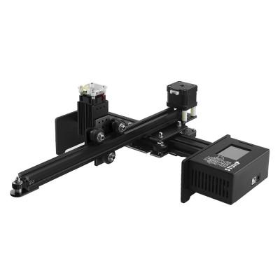 L3DT Laserová gravírka/rezačka, 17x20 cm, 2,5W, čierna,...