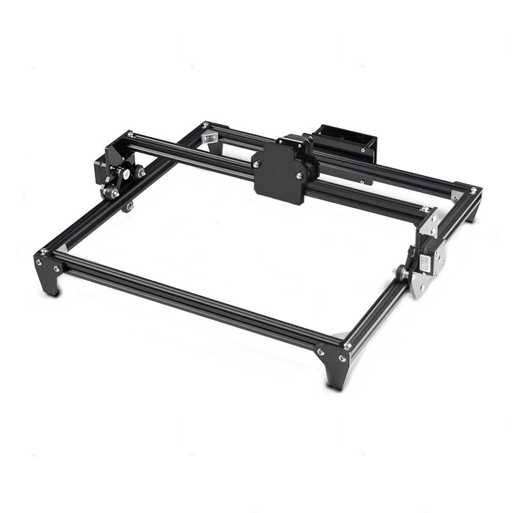 L3DT Rám pro gravírku, 30x40 cm, černý, stavebnice, GRAVI3040