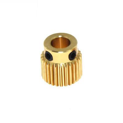 Podávací kolečko mosazné, 11 mm, 26 zubů, FW26T5B
