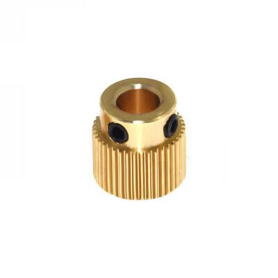 Podávací kolečko mosazné, 11 mm, 40 zubů, FW40T5B