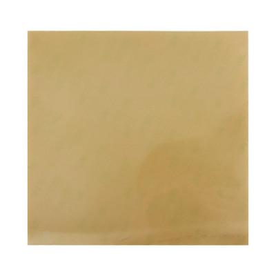PEI fólie pro tiskovou podložku, samolepka, 310x310mm, PEI310310