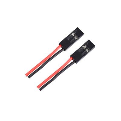 Prepojovací kábel F-F 2 piny 70 cm, F2F70