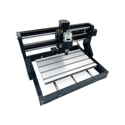L3DT Gravírka/CNC 3018 300x180x45 mm, s laserem 15W, offline kontrolér, stavebnice, CNC3018PROL15OC