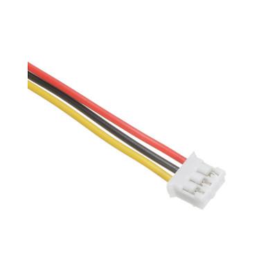 Konektor female JST-PH-2 2 mm s káblom 20 cm, 3 piny, JSTPH320