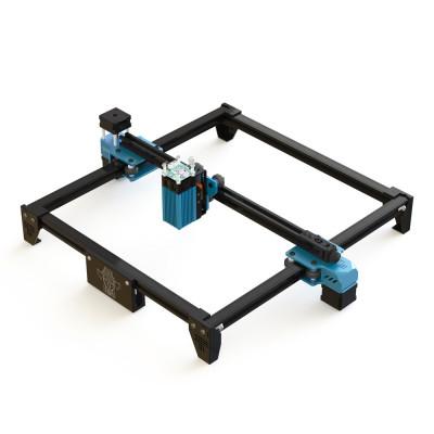 L3DT Laserová gravírka/rezačka, 30x30 cm, 5,5W LD FAC (~18W LD), stavebnica, GRAVI30305500