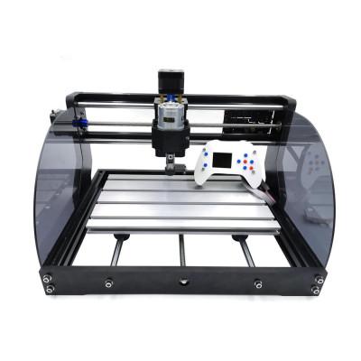 L3DT Gravírka/CNC 3018 PRO MAX 300x180x45 mm, s laserem 15W, offline kontrolér, stavebnice, CNC3018PROMAXL15OC