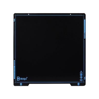 BigTreeTech Magnetická tisková podložka, ocelová, porézní, oboustranná, černá, 235x245 mm, BIQUSSS235