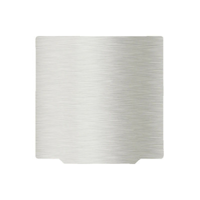 L3DT Ocelová tisková podložka, 220x220 mm, SSS220