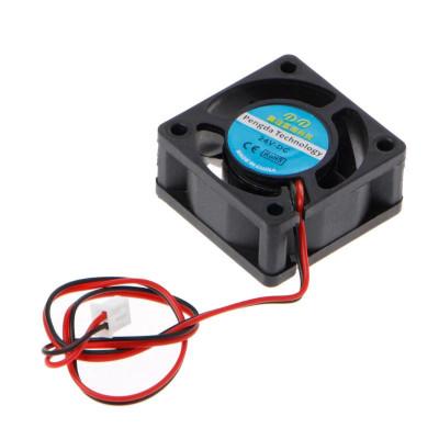 Ventilátor 4020, 12V, 2 piny, FAN4020122