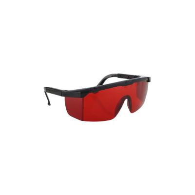 Brýle pro práci s lasery, červené, LGR