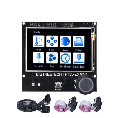 "BIGTREETECH TFT LCD 3,5"", dotykový V3.0, BTTTFT35V30"