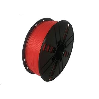 Tisková struna (filament) GEMBIRD, flexibilní, 1,75mm, 1kg, červená