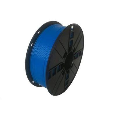 Tisková struna (filament) GEMBIRD, nylon, 1,75mm, 1kg, modrá