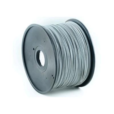 Tisková struna (filament) GEMBIRD, PLA, 1,75mm, 1kg, šedá