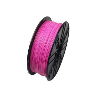 Gembird Tisková struna (filament), PLA, 1,75mm, 1kg, růžová, 3DP-PLA1.75-01-P