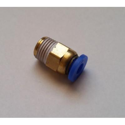 Tlakový konektor PC4-01 pro V5, V6 - průchozí, PC401P