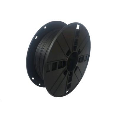 Gembird Tisková struna (filament), PLA carbon, 1,75mm, 1kg, uhlík, 3DP-PLA1.75-01-WD