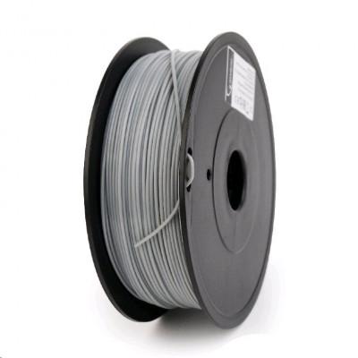 Gembird Tisková struna (filament), PLA PLUS, 1,75mm, 1kg, šedá, 3DP-PLA+1.75-02-GR
