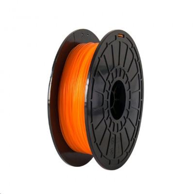 Gembird Tisková struna (filament), PLA PLUS, 1,75mm, 1kg, oranžová, 3DP-PLA+1.75-02-O