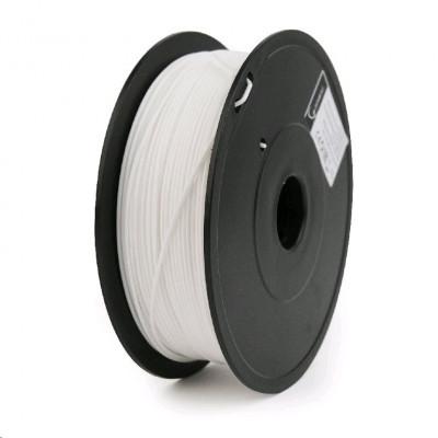 Gembird Tisková struna (filament), PLA PLUS, 1,75mm, 1kg, bílá, 3DP-PLA+1.75-02-W